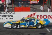 El Chevrolet de Nazareno López necesita recuperar el protagonismo  dentro del TC Pista